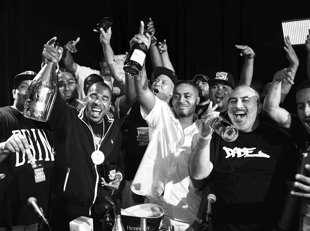 DRINK CHAMPS announce new partnership with NAS, JAY Z and PUFF DADDY